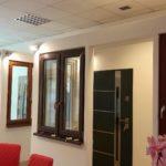 okno classic salon