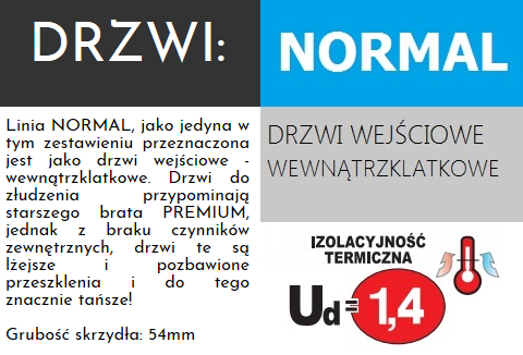 DRZWI NORMAL