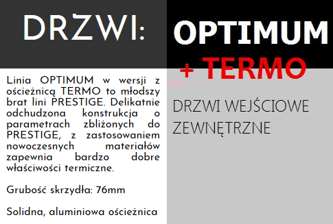 drzwi optimum