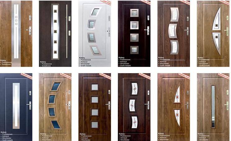 3 drzwi