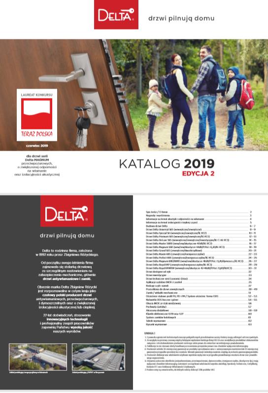 katalog delta kraków